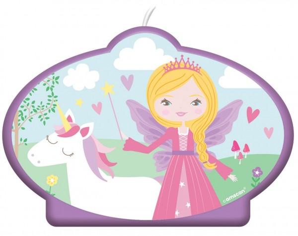 Prinzessin Anastasia Tortenkerze