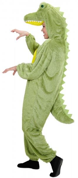 Krokodil Plüschkostüm