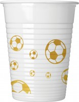 8 Football Champ Becher 200ml