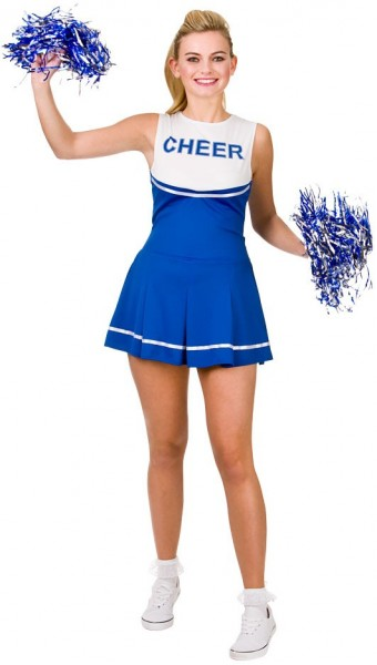 Cheerleaderin Kostüm Sally