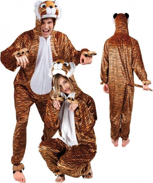 Costume en peluche unisexe