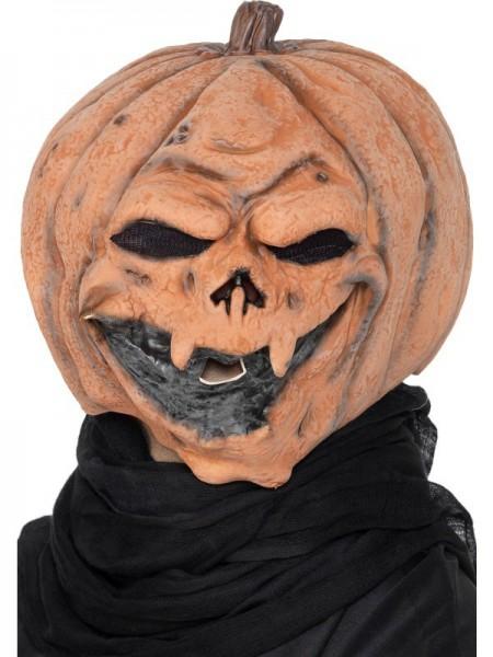 Halloween Maske Grusel Kürbis