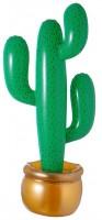 Aufblasbare Kaktus Deko
