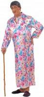 Costume de grand-mère exhibitionniste