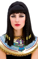 Ägypterin Cleopatra Perücke