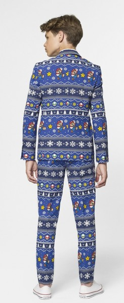 Opposuits Teen Boy Merry Mario Anzug