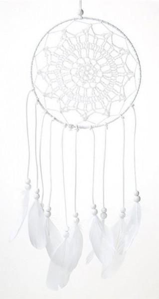 Weißer Traumfänger High Spirits 53cm