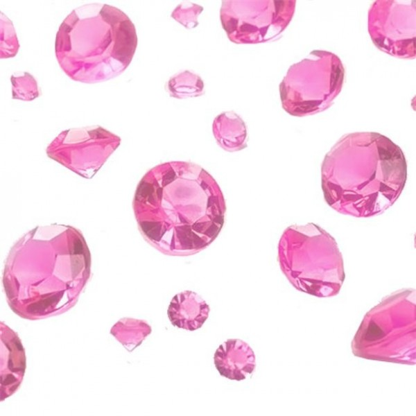 Royale diamants épars rose 100g