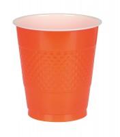 50 Becher Olli Orange 473ml