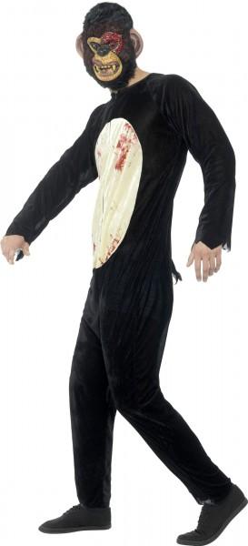 Aap kostuum zombie aap