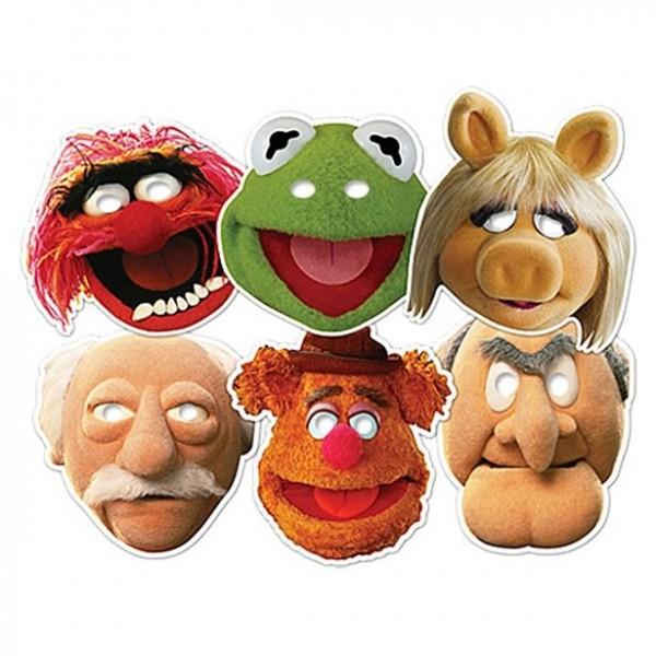 6 La máscara de los Muppets