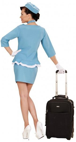 60er Jahre Stewardess Kostüm