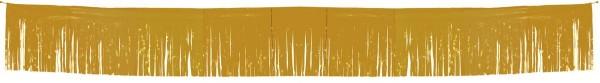 Fransengirlande Lametta gold 6m