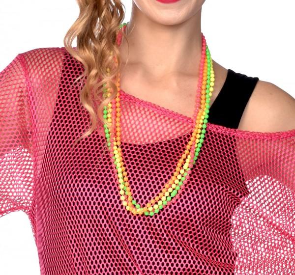 Neon Halsketten Set Tracy