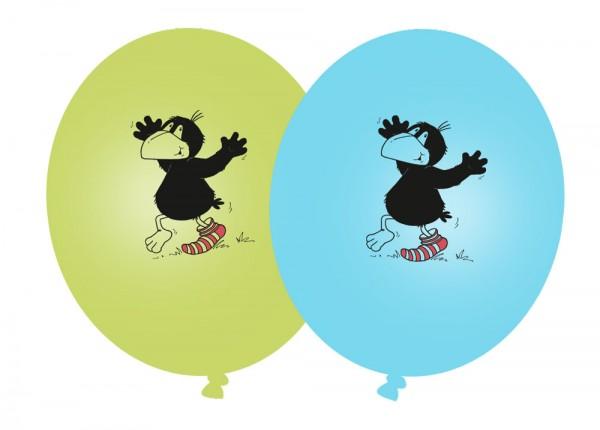 8 Kleiner Rabe Socke Ballons