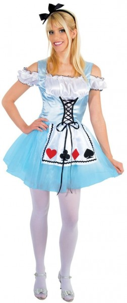 Sexy Wonderland Alice Für Ladys