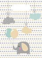 6 Baby Elefant Geschenktüten