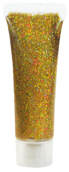 Goldenes Glitzer Gel 18 ml