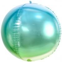 Green Shades Orbz Ballon 36cm