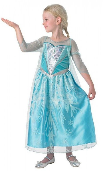 Frozen Elsa Kinderkostüm