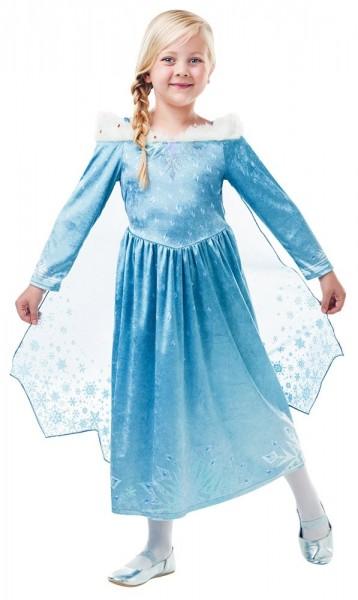 Königin Elsa Schneeflockenkleid