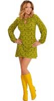 Selina Seventy Retro Kleid Für Damen