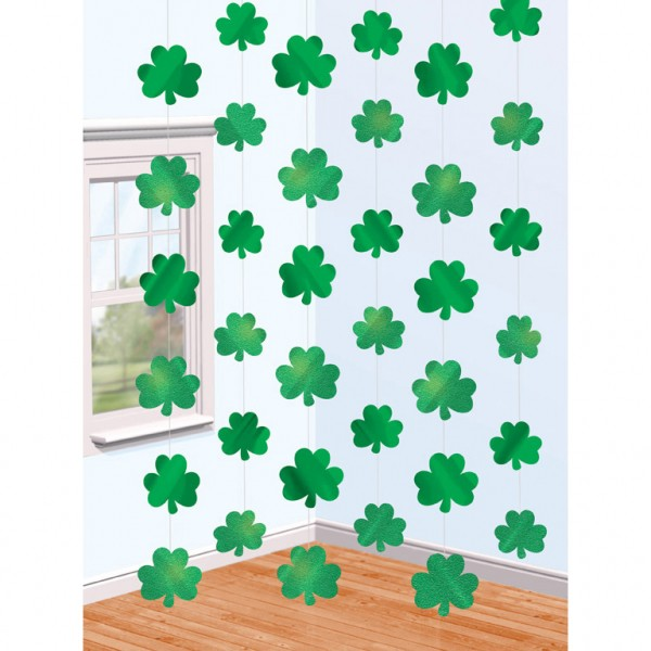 6 St. Patricks Day Hänger 2,1m