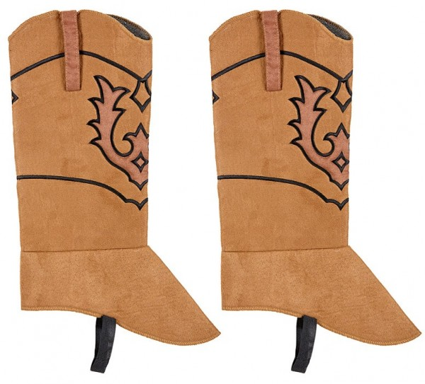 Wild West Schuhüberzieher Cowboy