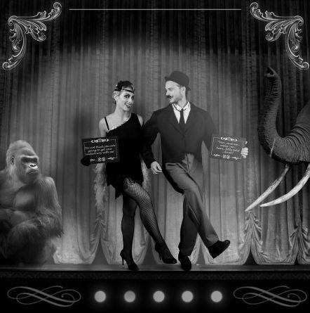 20er Jahre Stummfilm Schauspielerin Kostüm Deluxe