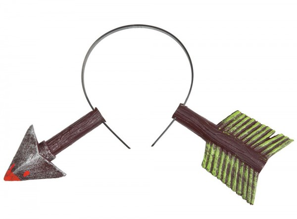 Pfeil Durch Den Kopf Haarreif