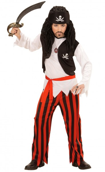 Pirat Pius Kinderkostüm
