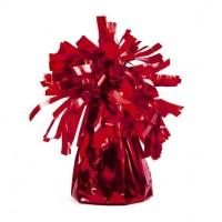 Ballongewicht für Folienballons in Rot