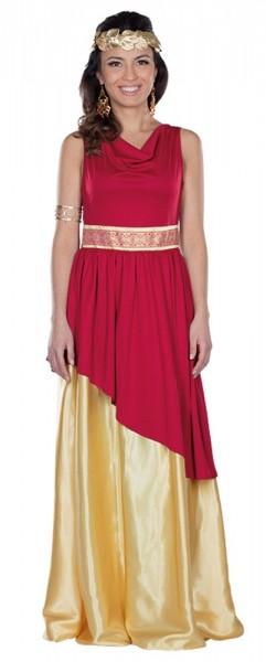 Glamouröse Römerin Damenkostüm