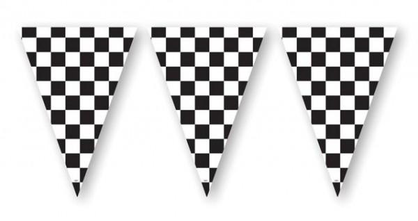 North Race Wimpelkette 6,1m