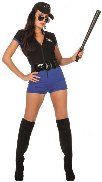 Sexy Polizei Damenkostüm