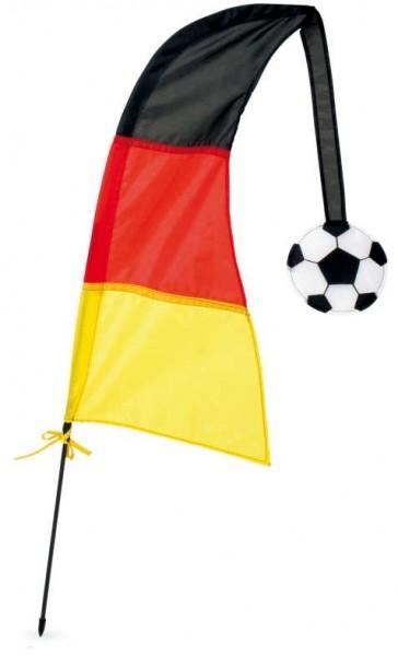 Deutschland Windfahne 1m