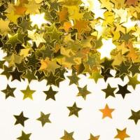 15g Streudeko Sterne gold