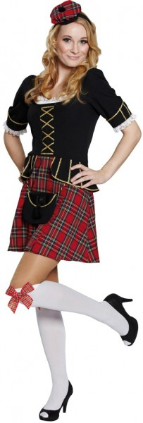 Klassiek Scots dameskostuum