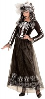 Gothic Calavera Lady Damenkostüm