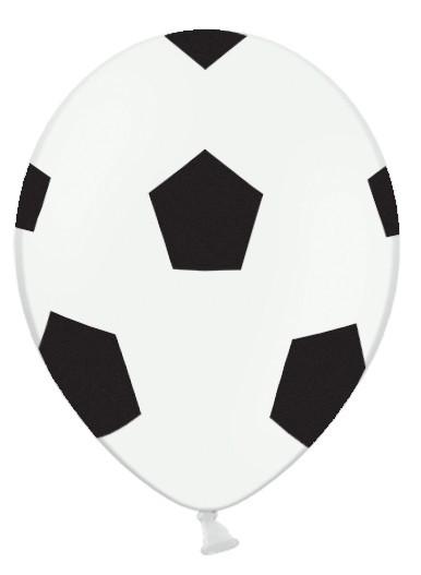 50 Fußball Ballons Kick it 30cm