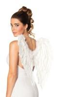 Ailes d'ange blanc Angela 50cm