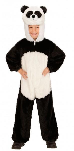 Kostium słodka panda dla dzieci