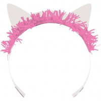 8 niedliche Katzen Haarreifen