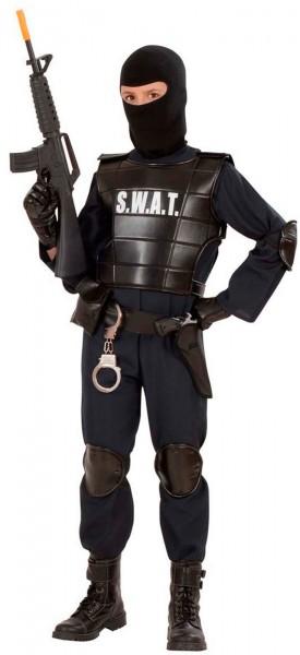 S.W.A.T. Agent Kinderkostüm 1