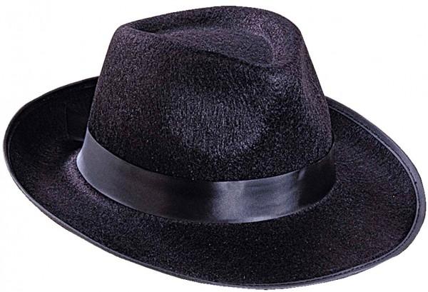 Gangster Mafia Fedora Hut