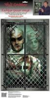 Horror Psychatrie Wandbild 29 x 43cm