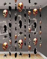 8 Horrorzirkus Dekohänger 1,8m