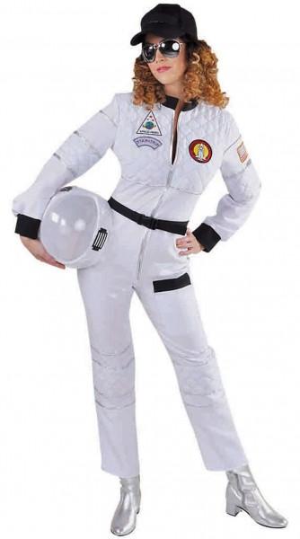 Raumfahrerin Rita Damenkostüm 1