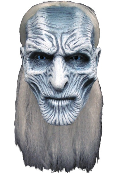 White Wanderer Game of Thrones-masker