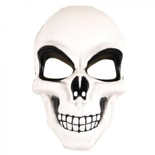 Maschera scheletro per adulti